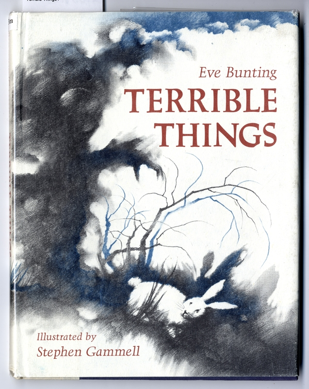 Stephen Gammell - Terrible Things (final cover)