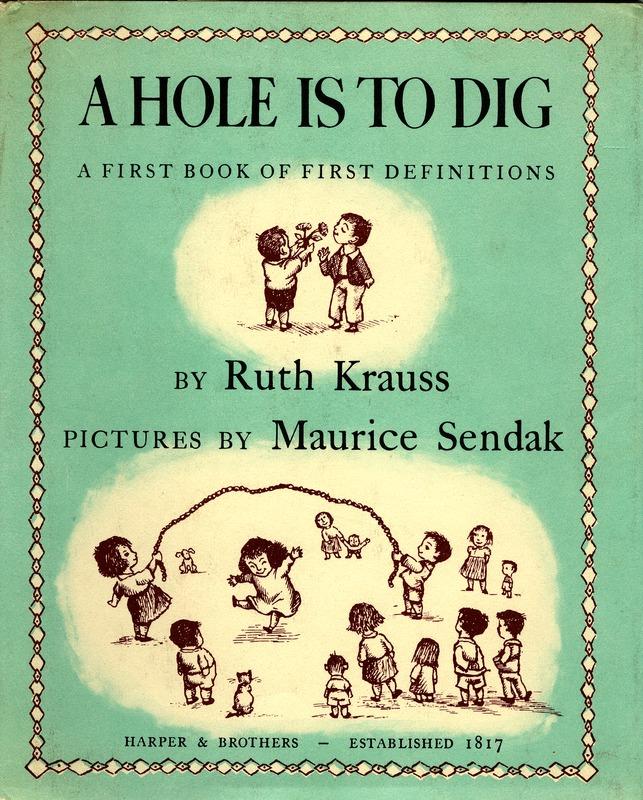 Maurice Sendak cover (click again)