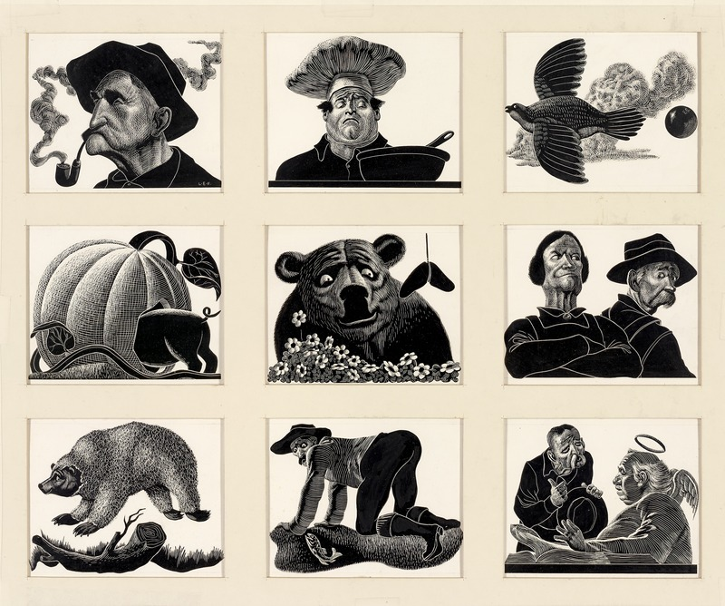 Fisher Illustration (1) (click again)
