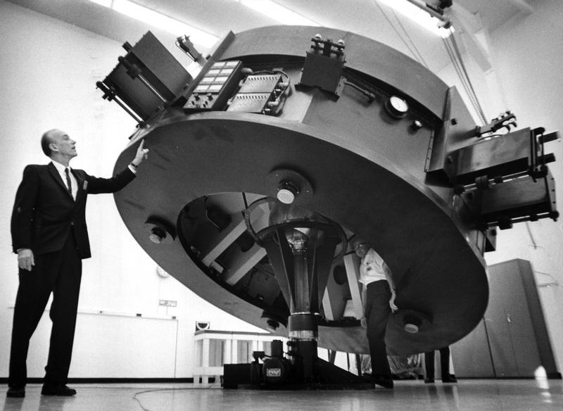 Honeywell Spacecraft Simulation Platform, 1964