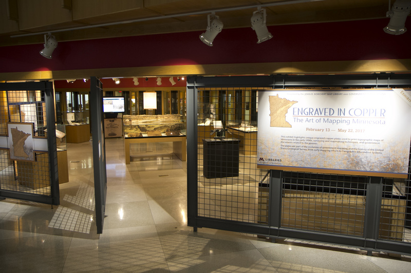 image of exhibit entrance