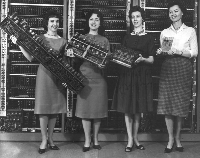 ENIAC and Successor Army Computers