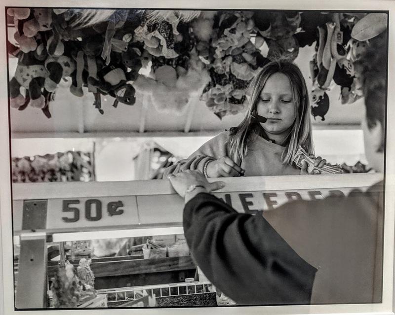 17 Photo15, Girl working at MN State Fair, 1996.jpg
