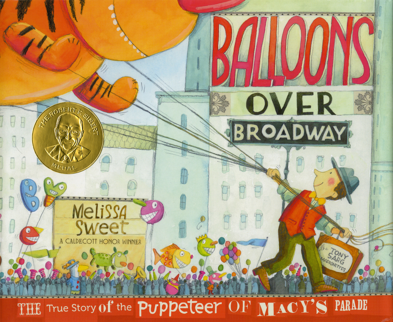 Balloons Over Broadway Cover