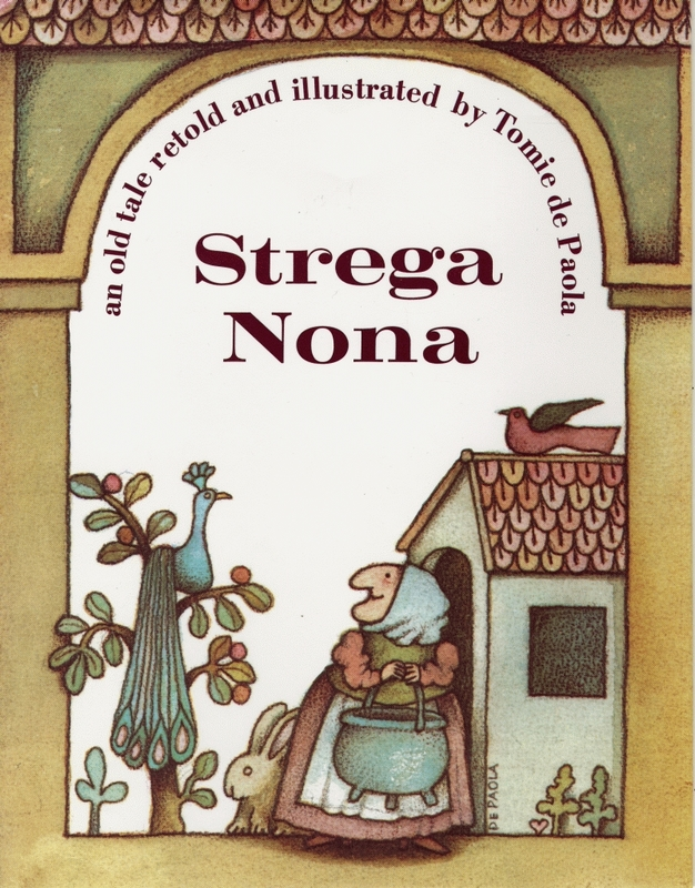 Tomie dePaola cover (click again)