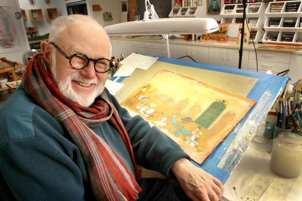 Tomie dePaola (click again)