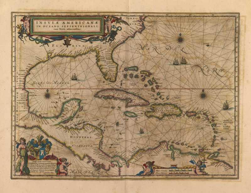 1.1.1. Map of Cuba before 1800