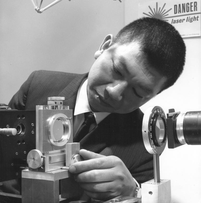 "Honeywell ""Literate Laser,"" 1967"