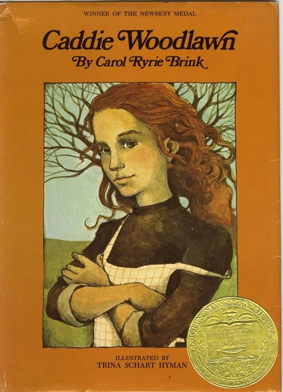 Trina Schart Hyman cover (click again)