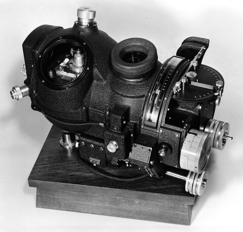 Norden Bombsight, 1953