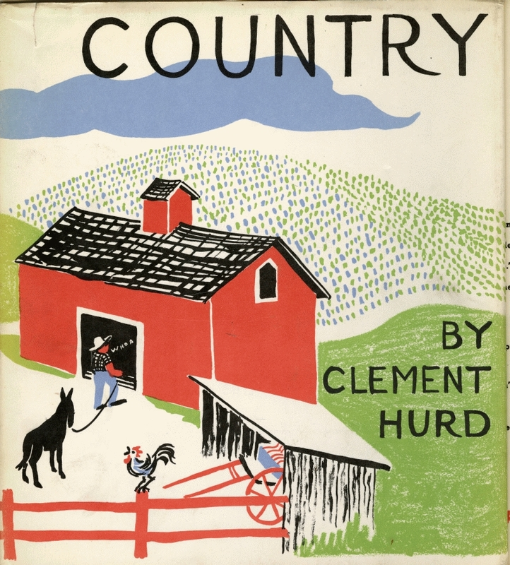 Clement Country cover (click again)