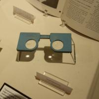 image of pocket stereoscope