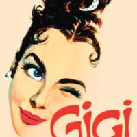 Illustration for the film GiGi