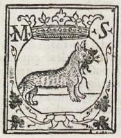 The printer's mark of the Sessa family