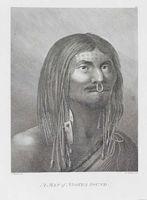 A Man of Nootka Sound